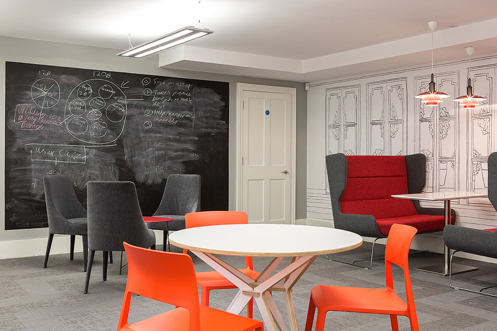 The boutique workplace company bedford sq create interior for Interior design 2016 uk
