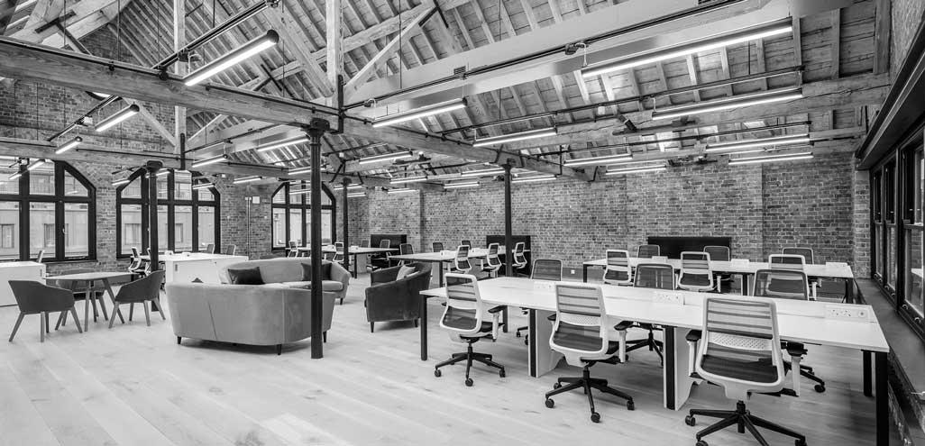 Create Interior Design Case Study | High End Office