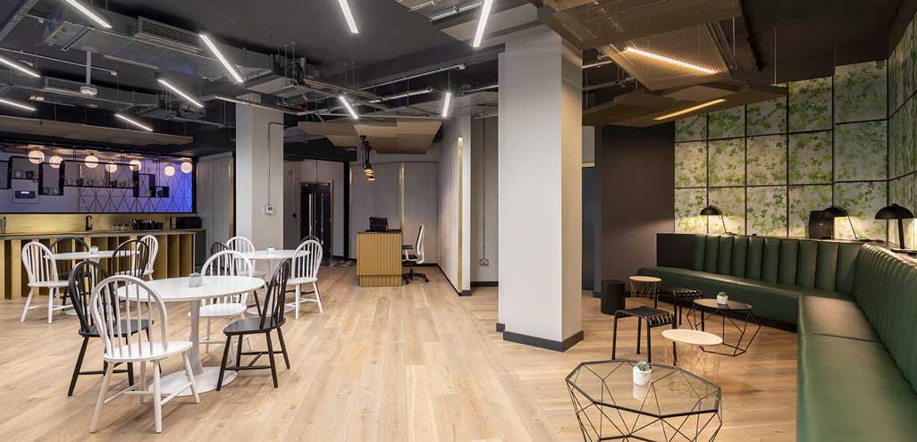 office interior design clerkenwell road