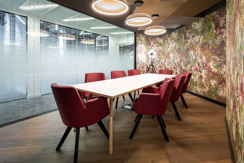 create interior design project at Carter Lane London